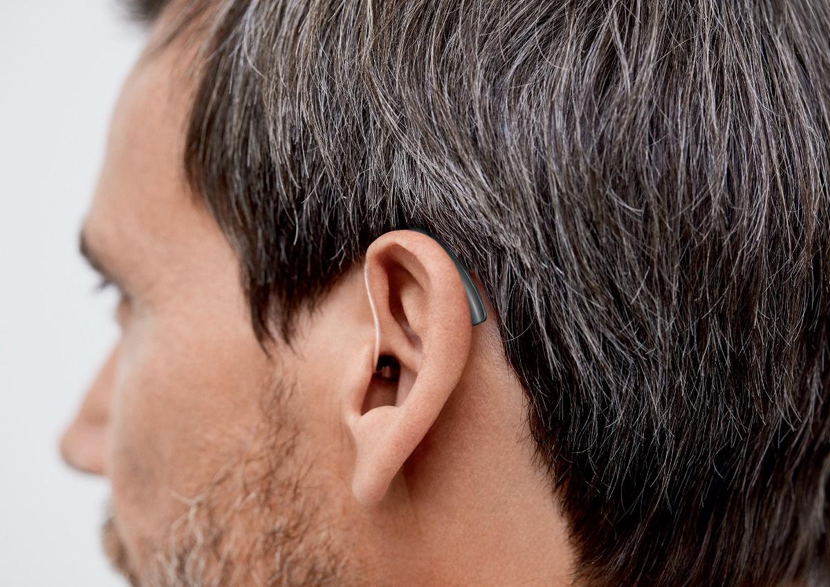 Le contour d'oreille