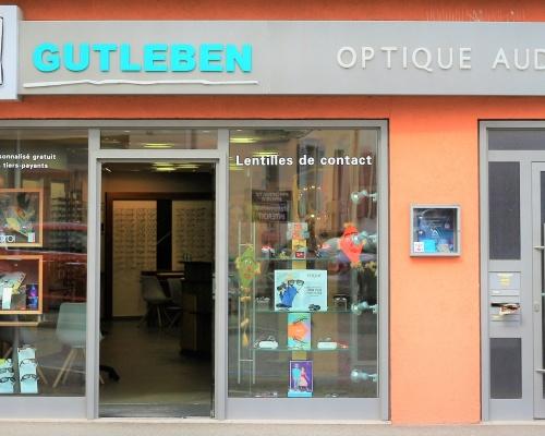 Centre Audition Gutleben Thann